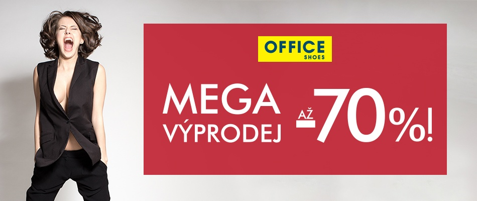 6f7aef523c MEGA výprodej v Office Shoes