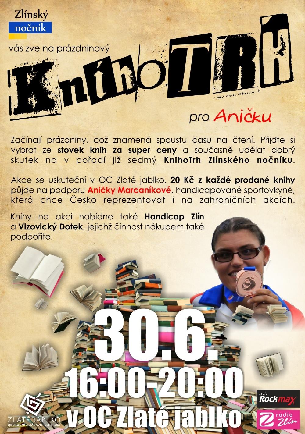 59f044ad7 KnihoTRH pro Aničku v pátek 30. 6.