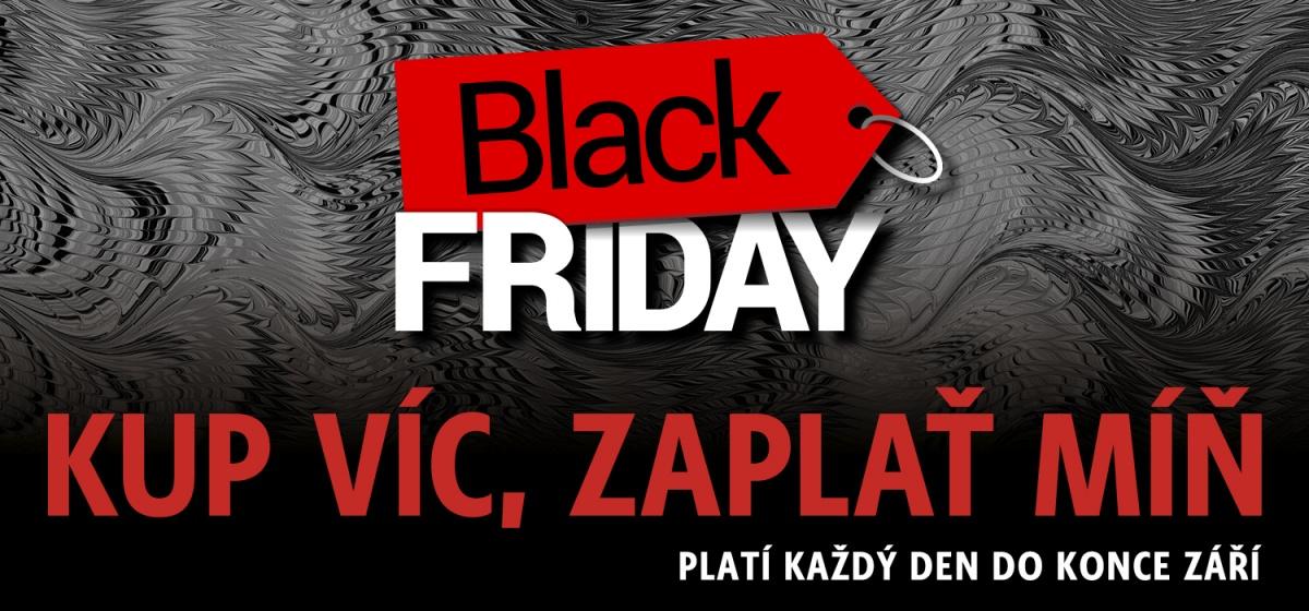 Black Friday v knihkupectví LUXOR! Kup víc b6ca5c1e81