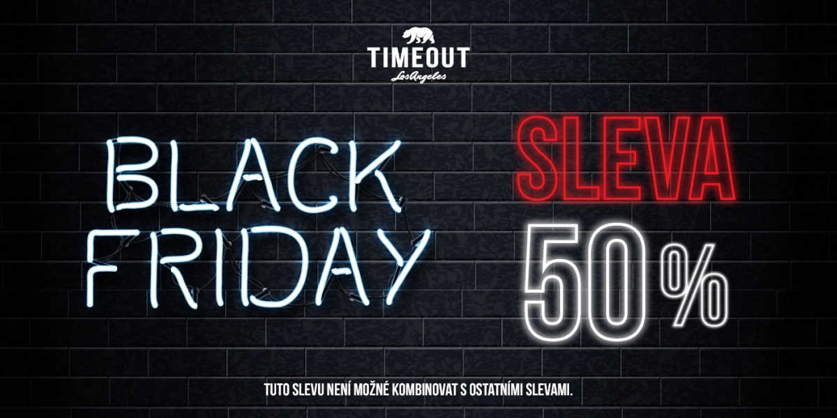 5bee6ff2024 TIMEOUT BLACK FRIDAY - 50%