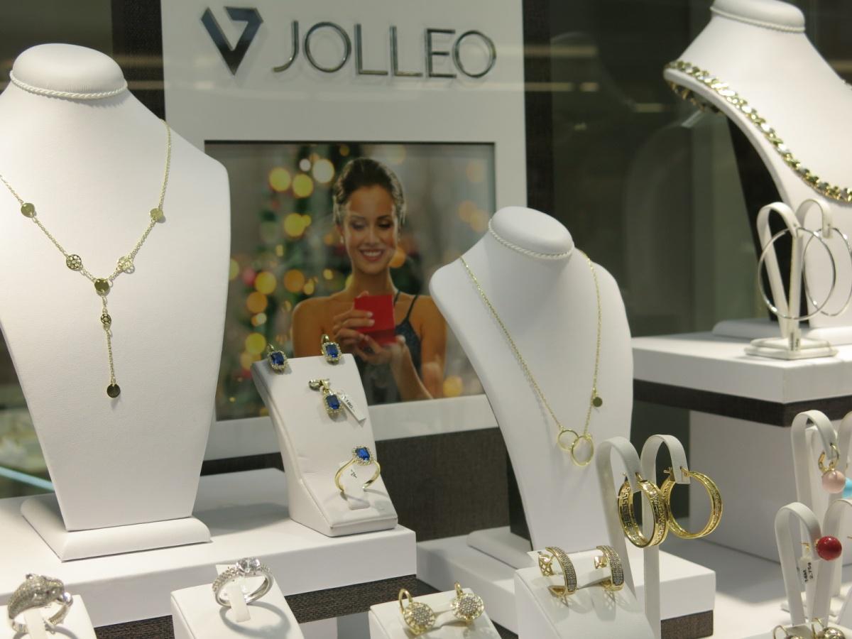 ... KLENOTNICTVÍ JOLLEO - rozšiřujeme nabídku šperků a hodinek ... a31f0a6385