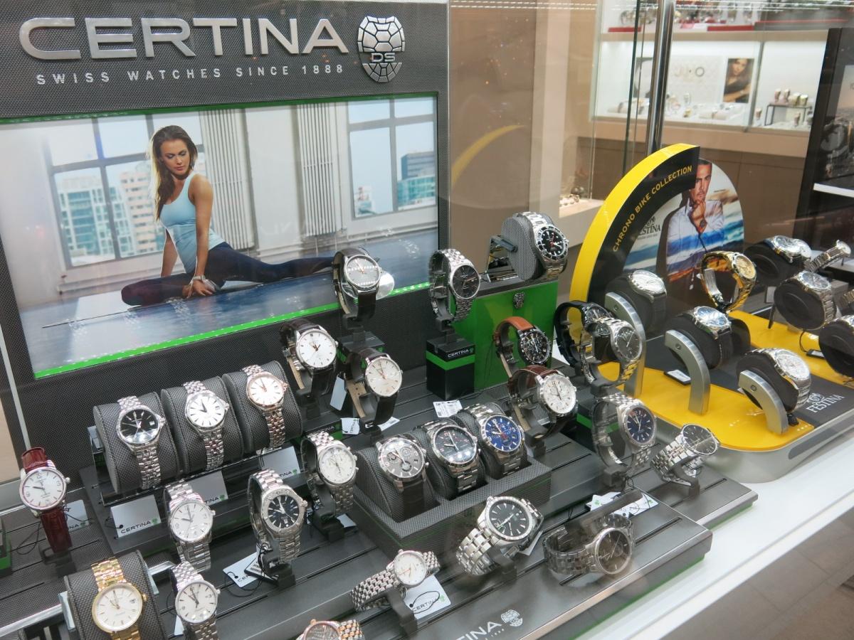 ... KLENOTNICTVÍ JOLLEO - rozšiřujeme nabídku šperků a hodinek 0e32de5297