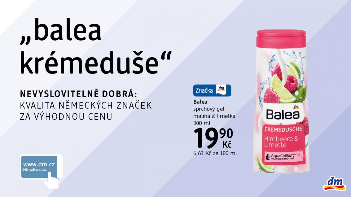 dm drogerie  Nevyslovitelně dobrá kvalita německých značek za výhodnou cenu 38c0ac12d8