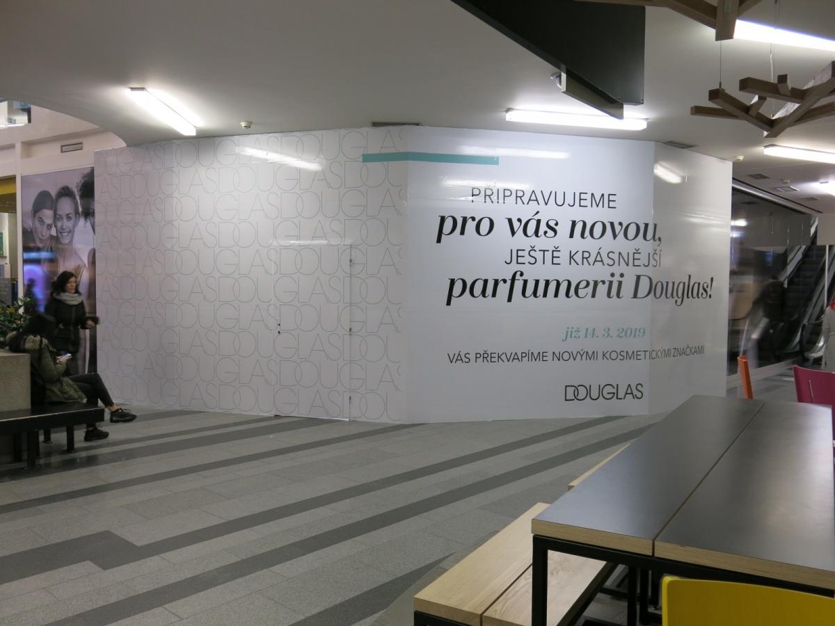 Parfumerie Douglas dočasně uzavřena z důvodu rekonstrukce 1ab32c1a2c