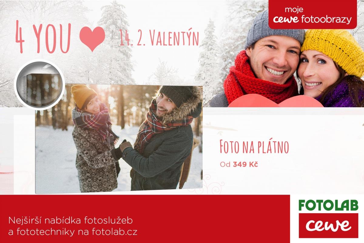 Valentýn s CEWE Fotolab! c7709fc6f4