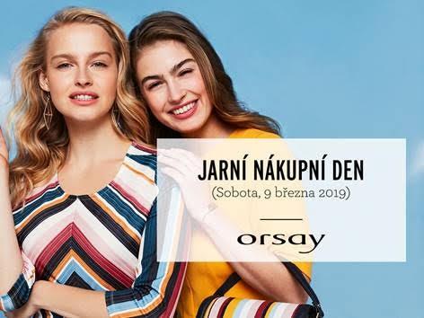 0c227f4643 Přivítejte jaro stylově s Orsay!