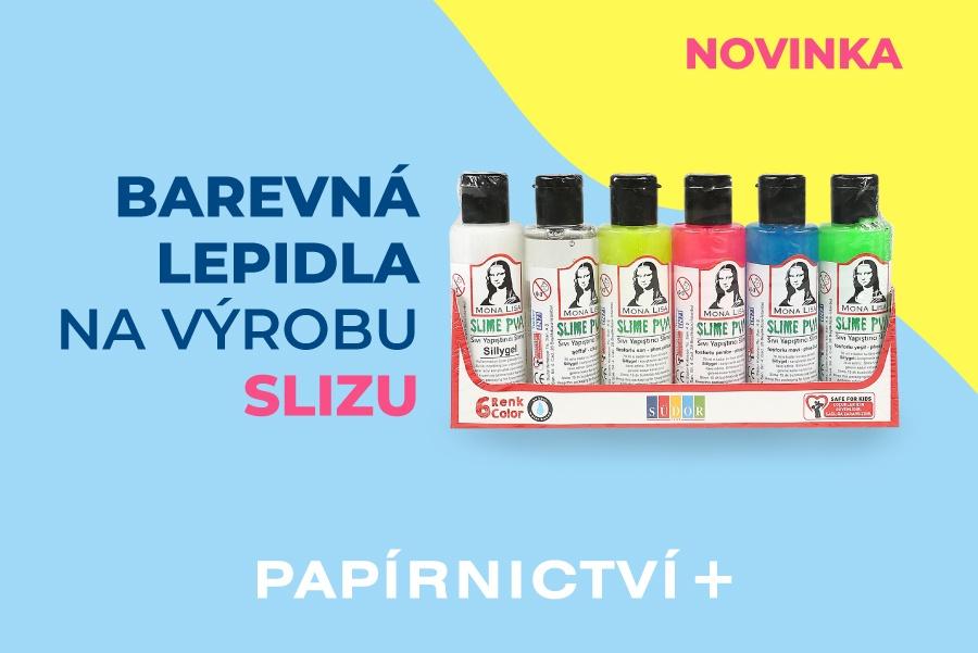 89ff12c0babe Sezónní slevy a novinky v Papírnictví+ od 1. 4.