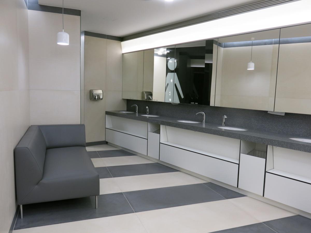 49d420d09dda Zrekonstruované toalety již opět v provozu ...