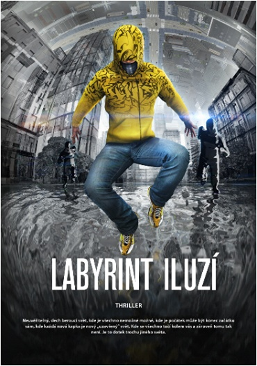 Labyrint iluzí v 5D Cinema Maxim