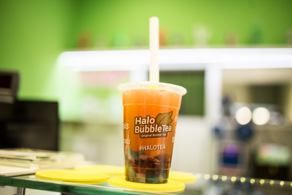 HALO BUBBLE TEA