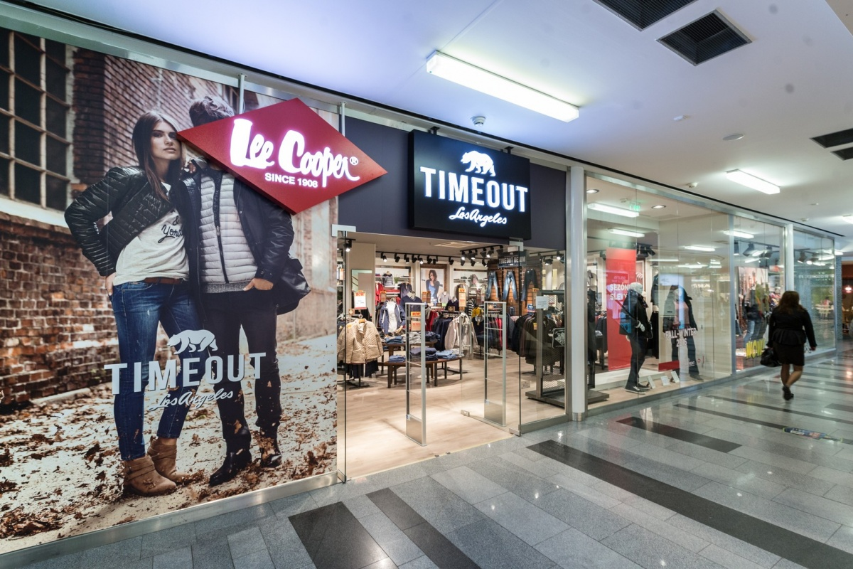 TIMEOUT & LEE COOPER